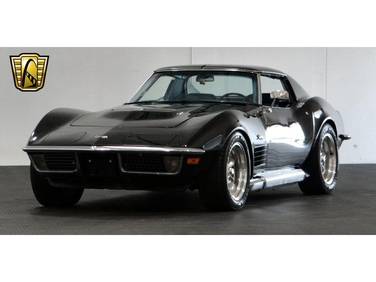 Large Picture of '71 Chevrolet Corvette located in Illinois - $57,000.00 - KF3X
