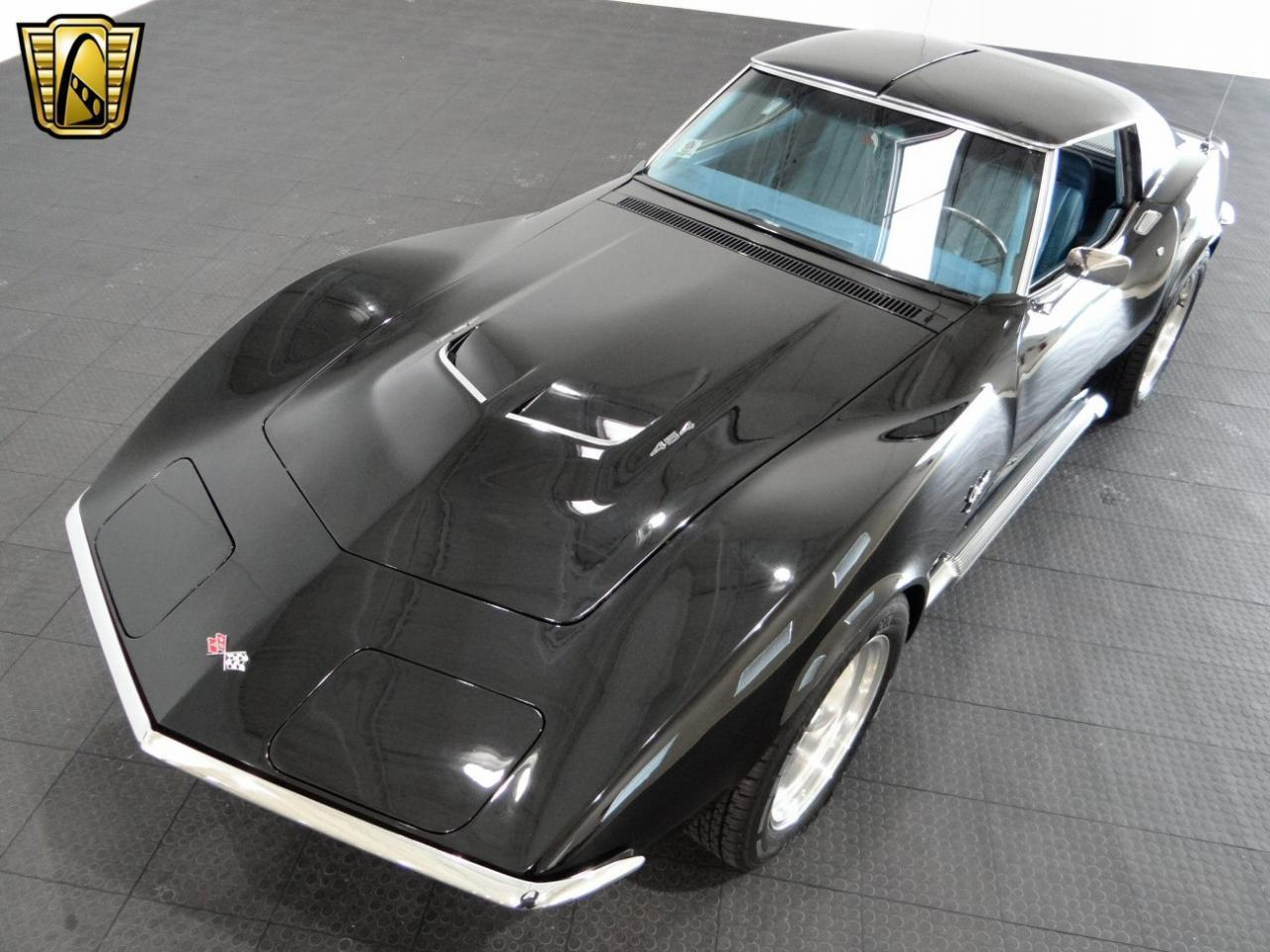 Large Picture of '71 Chevrolet Corvette located in Illinois Offered by Gateway Classic Cars - Chicago - KF3X