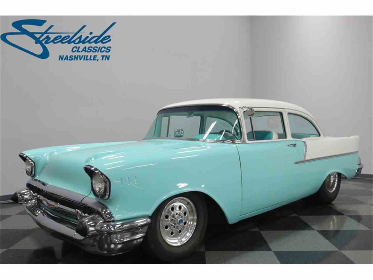 Large Picture of 1957 Chevrolet 150 located in Tennessee - KD8G