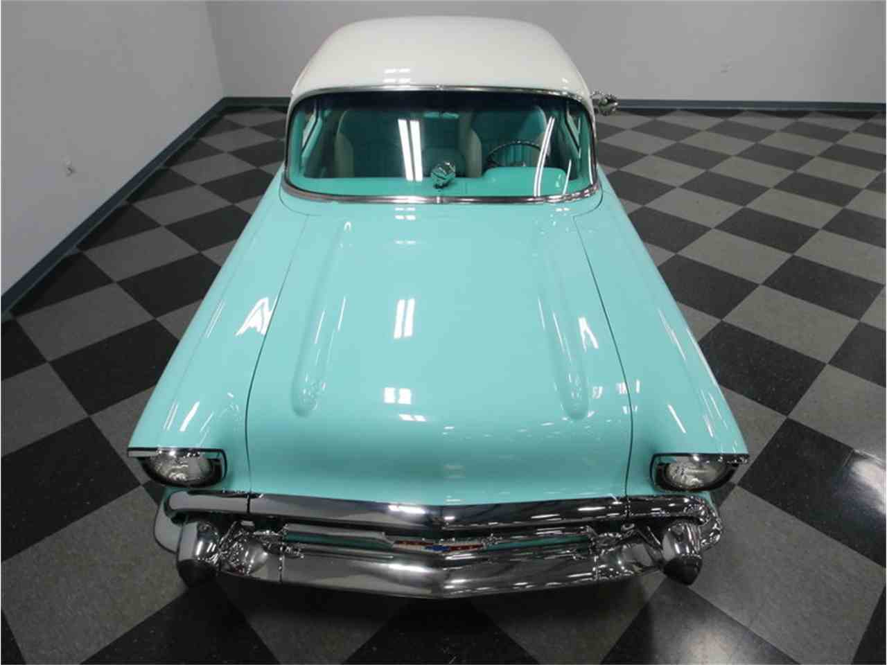 Large Picture of '57 Chevrolet 150 located in Lavergne Tennessee - $42,995.00 Offered by Streetside Classics - Nashville - KD8G