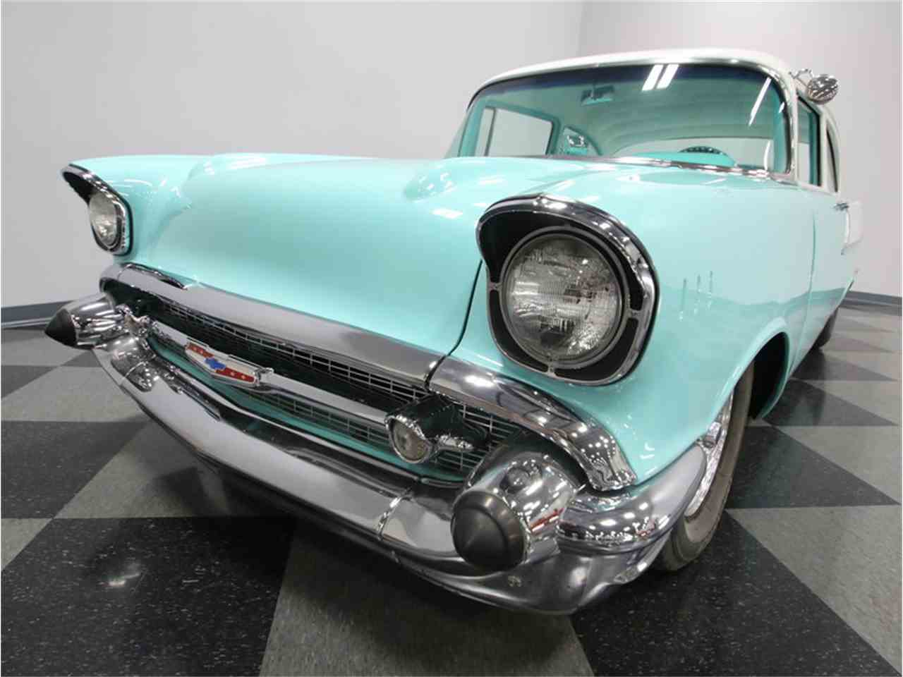 Large Picture of '57 150 located in Tennessee - $42,995.00 Offered by Streetside Classics - Nashville - KD8G