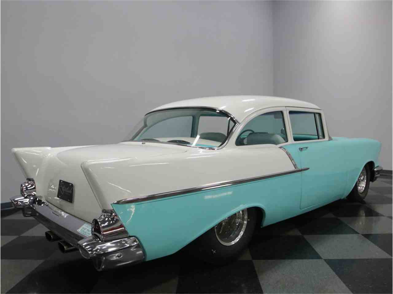 Large Picture of '57 Chevrolet 150 - $42,995.00 Offered by Streetside Classics - Nashville - KD8G