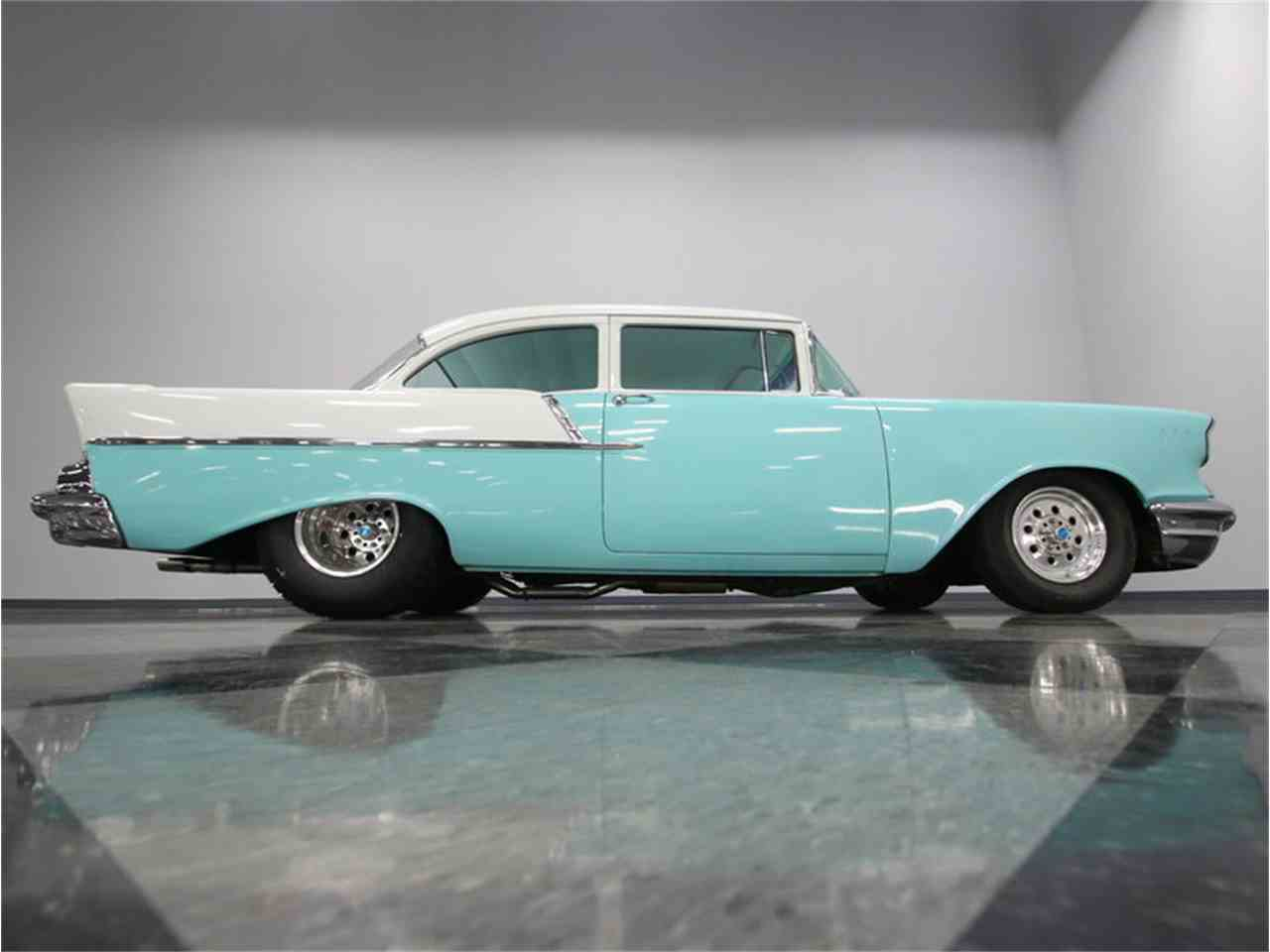 Large Picture of Classic 1957 Chevrolet 150 located in Tennessee - $42,995.00 - KD8G