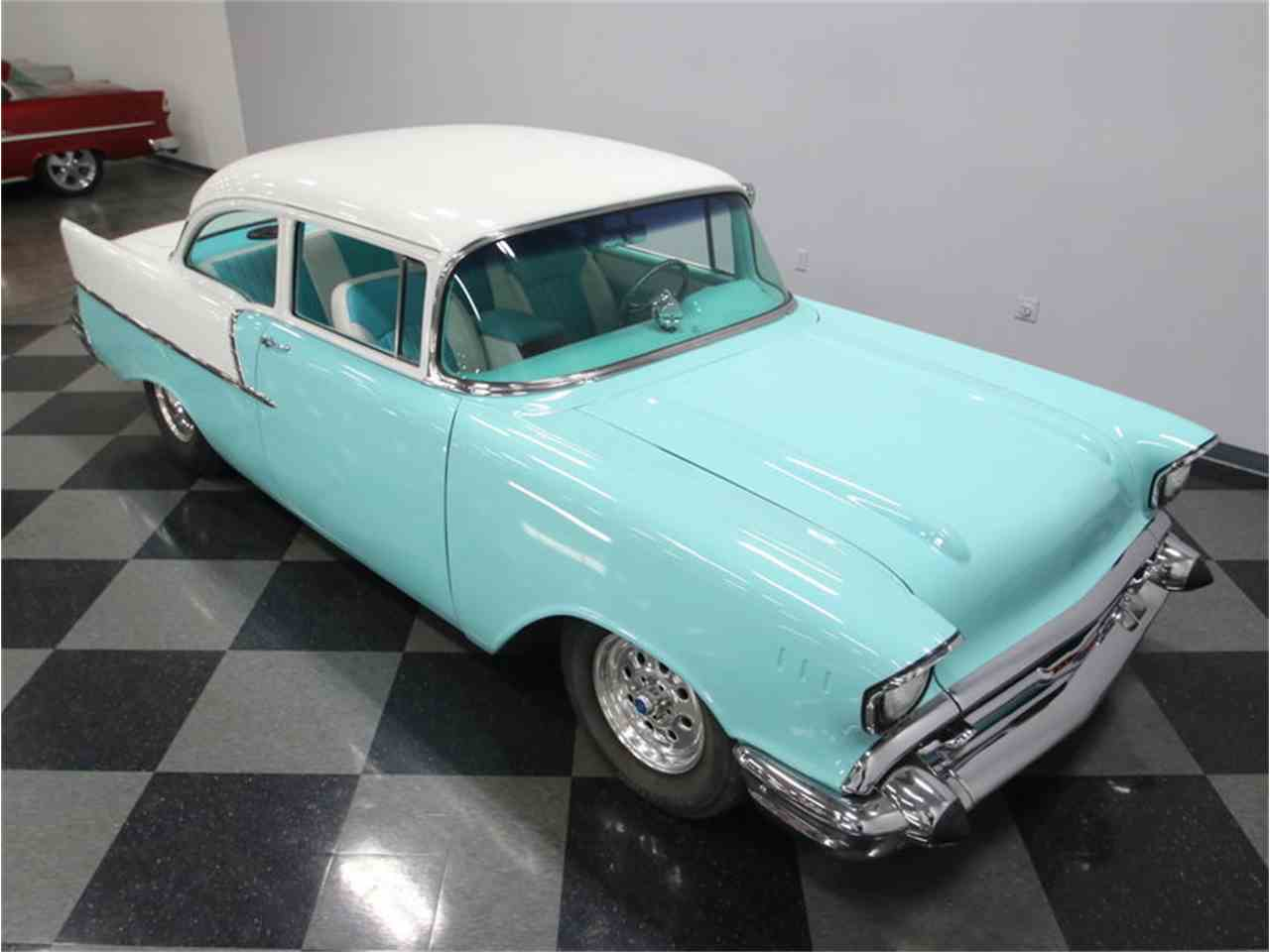 Large Picture of Classic 1957 Chevrolet 150 Offered by Streetside Classics - Nashville - KD8G