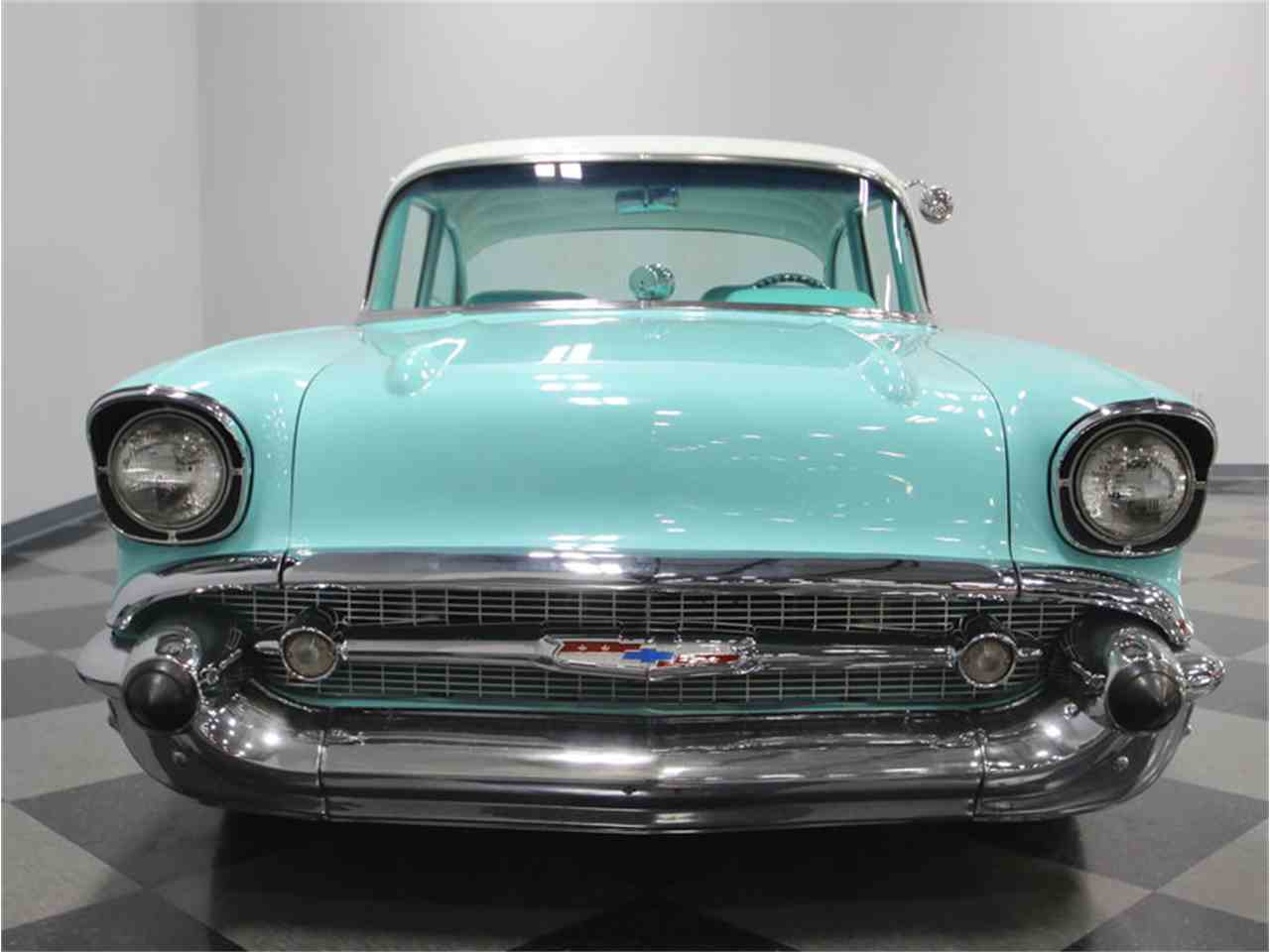 Large Picture of 1957 Chevrolet 150 - $42,995.00 Offered by Streetside Classics - Nashville - KD8G