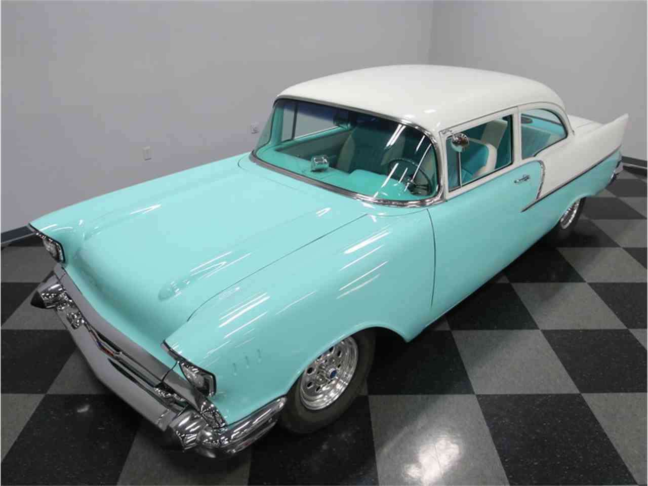 Large Picture of Classic '57 Chevrolet 150 - $42,995.00 Offered by Streetside Classics - Nashville - KD8G