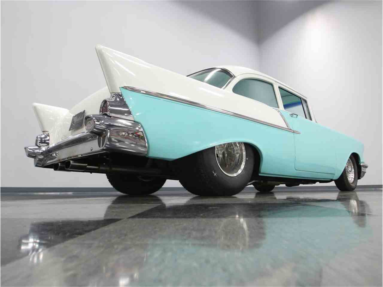 Large Picture of 1957 150 located in Tennessee Offered by Streetside Classics - Nashville - KD8G