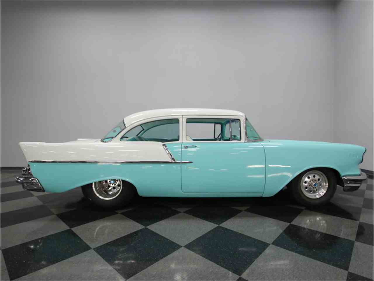 Large Picture of '57 Chevrolet 150 located in Lavergne Tennessee - $42,995.00 - KD8G