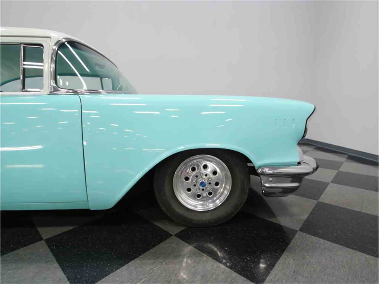Large Picture of Classic '57 Chevrolet 150 located in Lavergne Tennessee Offered by Streetside Classics - Nashville - KD8G