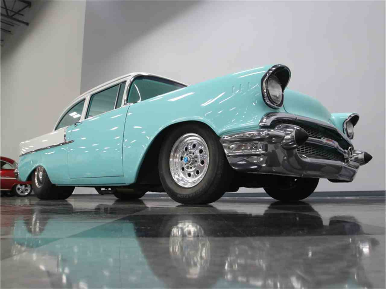 Large Picture of Classic 1957 Chevrolet 150 located in Lavergne Tennessee Offered by Streetside Classics - Nashville - KD8G