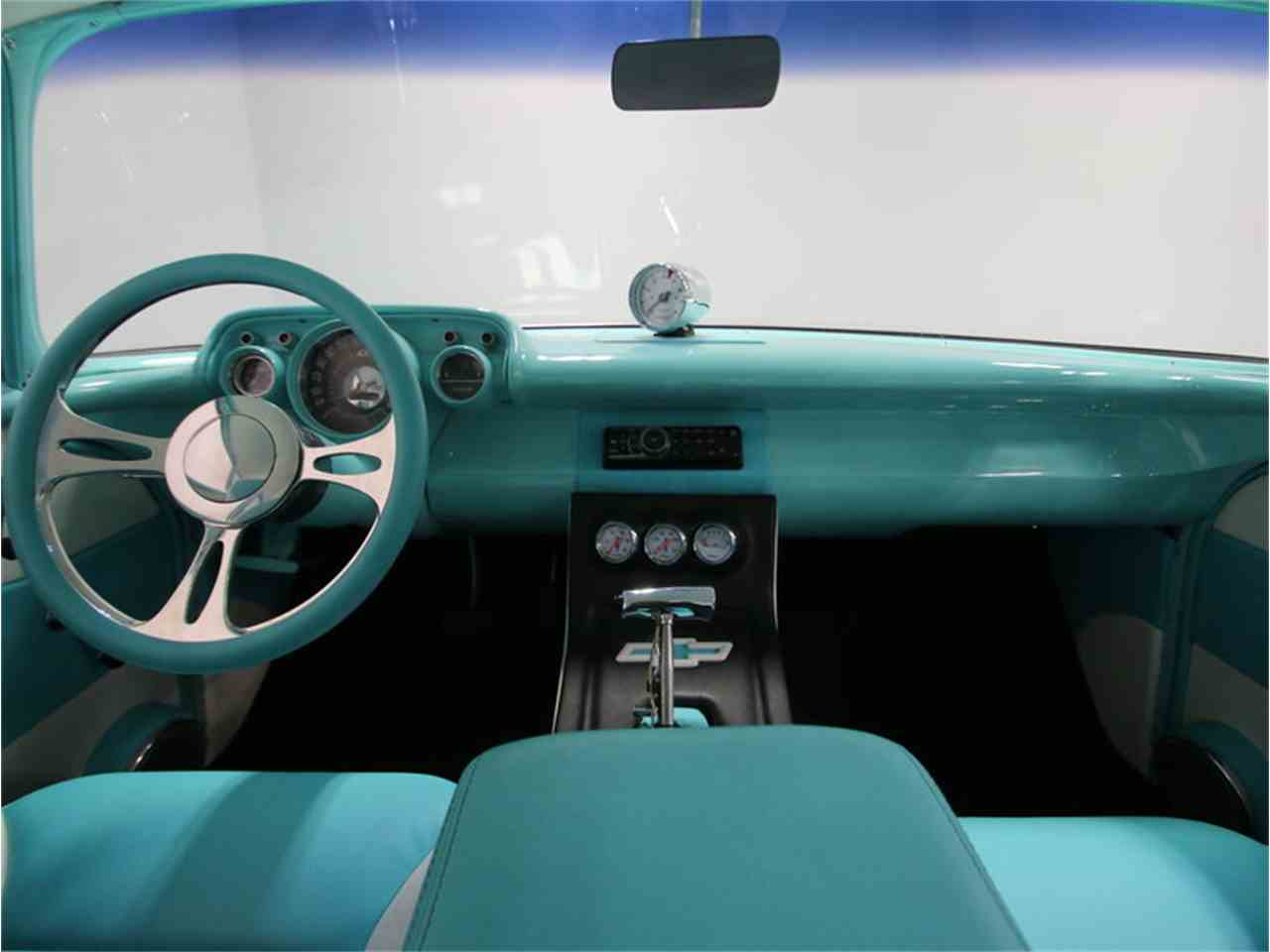 Large Picture of '57 Chevrolet 150 located in Tennessee - $42,995.00 Offered by Streetside Classics - Nashville - KD8G