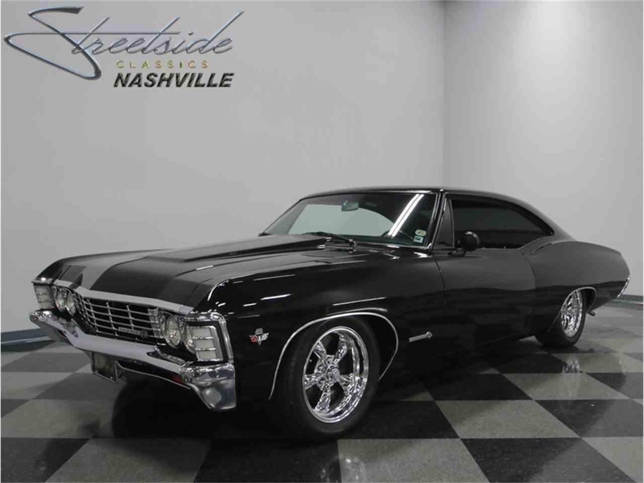 1967 chevrolet impala ss for sale cc 950273. Black Bedroom Furniture Sets. Home Design Ideas