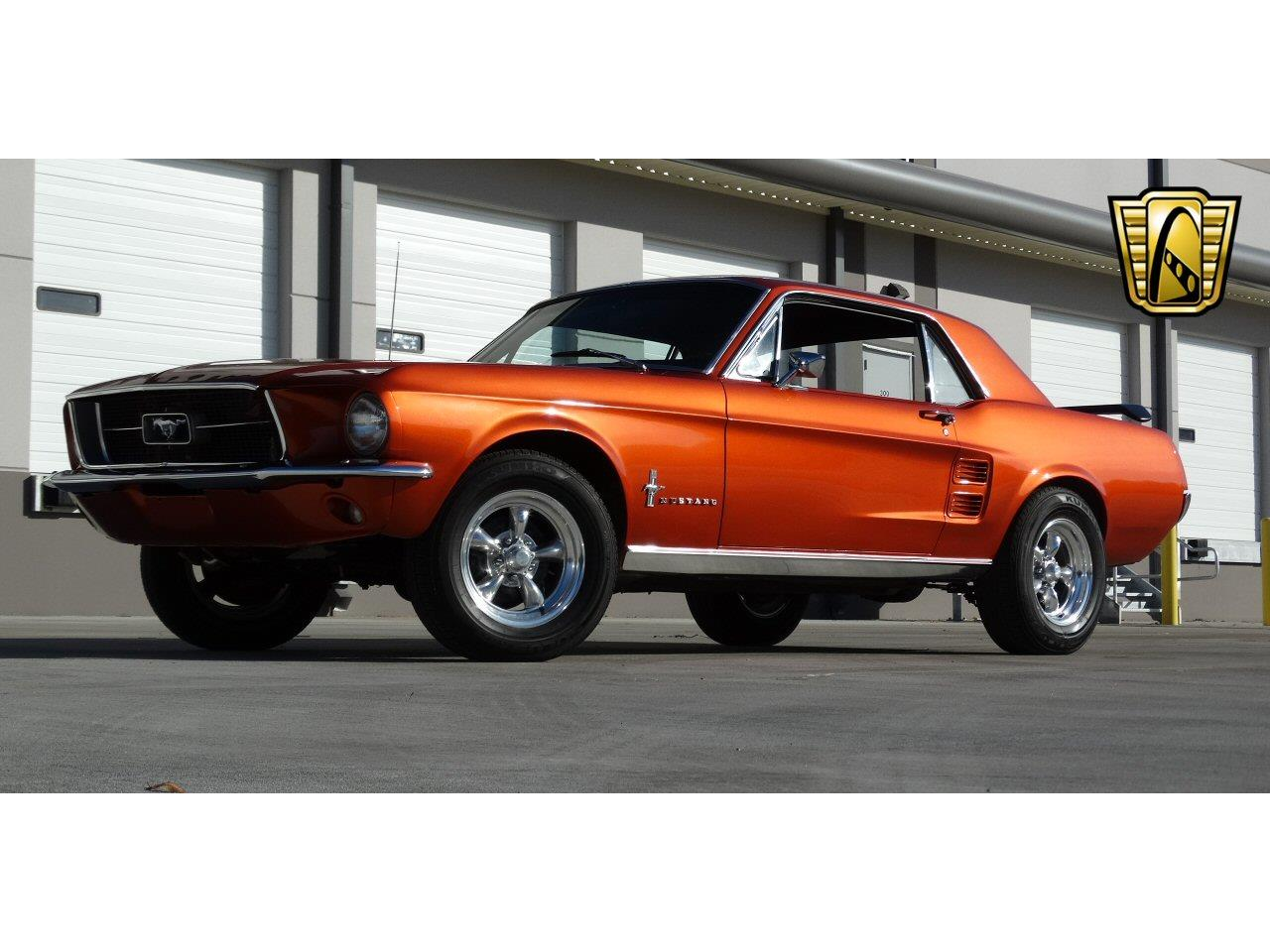 Large Picture of Classic '67 Mustang located in Alpharetta Georgia - $19,995.00 Offered by Gateway Classic Cars - Atlanta - KF5L
