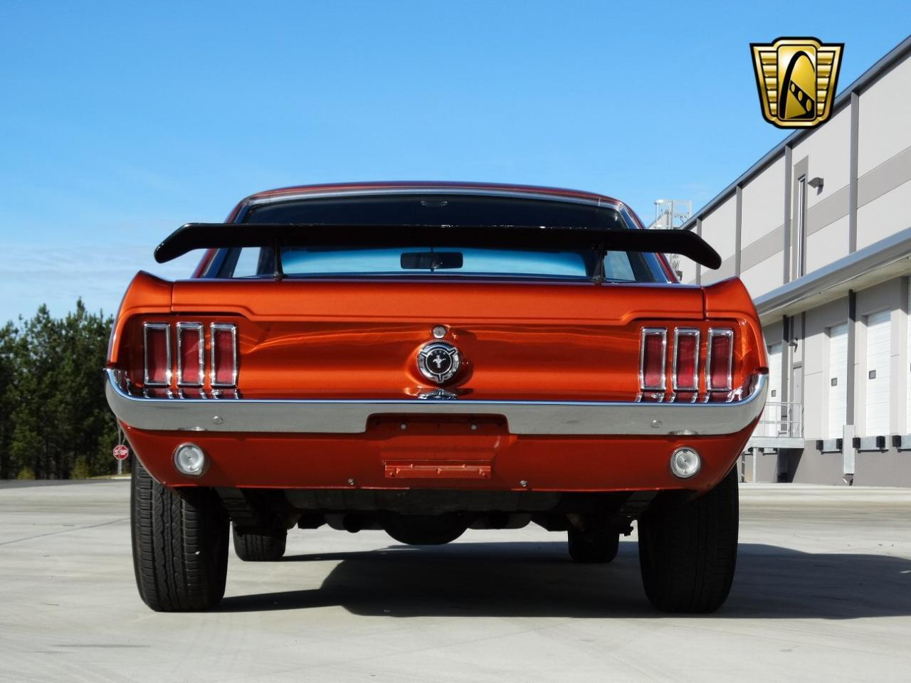 Large Picture of '67 Mustang located in Georgia Offered by Gateway Classic Cars - Atlanta - KF5L