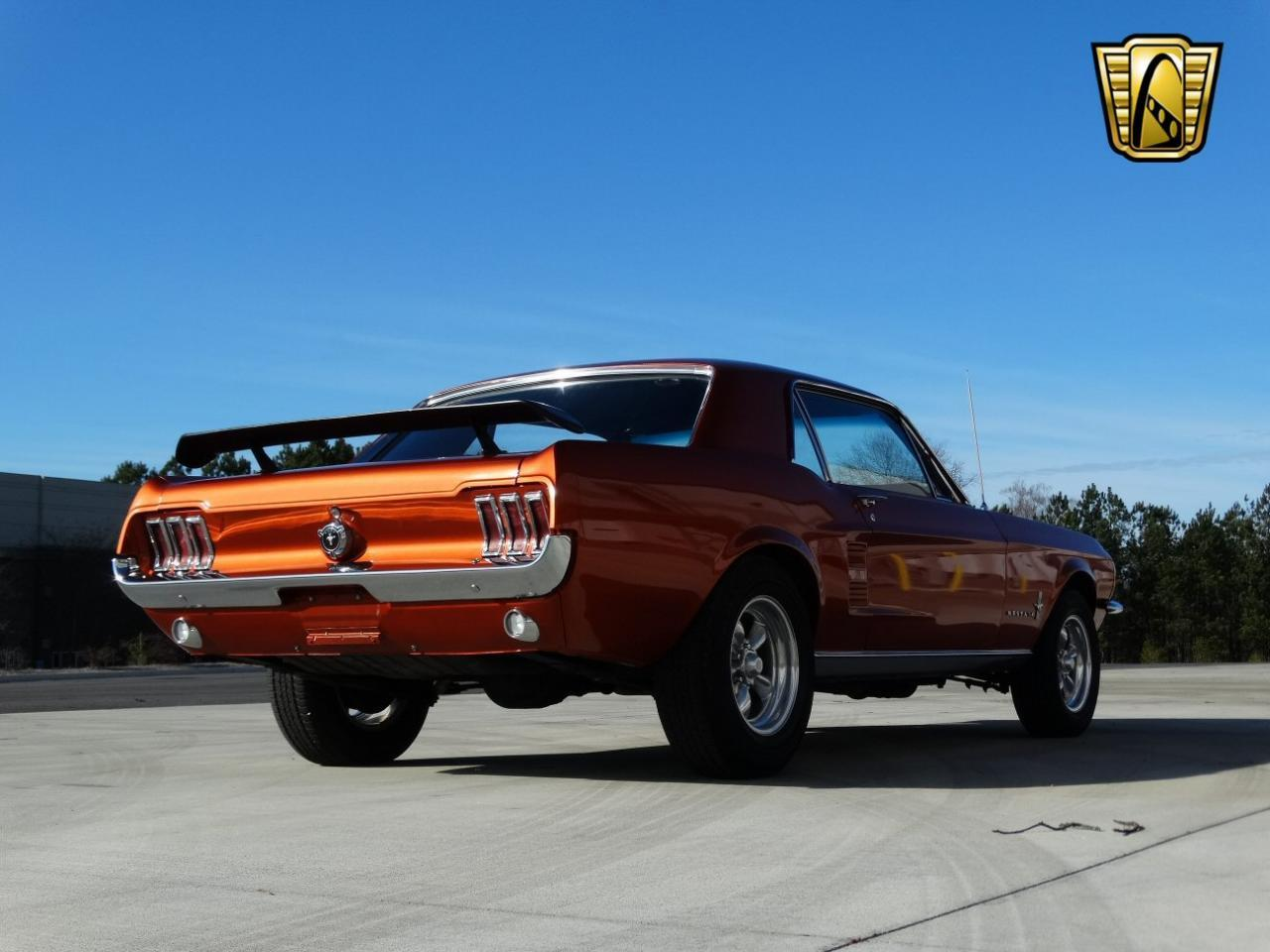 Large Picture of 1967 Mustang - KF5L