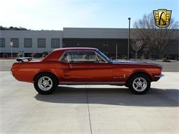 Picture of Classic 1967 Mustang located in Georgia - $19,995.00 Offered by Gateway Classic Cars - Atlanta - KF5L