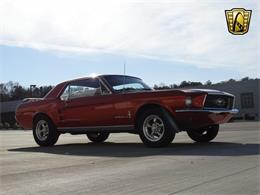 Picture of '67 Ford Mustang located in Alpharetta Georgia Offered by Gateway Classic Cars - Atlanta - KF5L