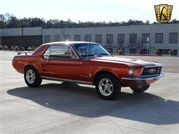 Picture of 1967 Ford Mustang located in Alpharetta Georgia Offered by Gateway Classic Cars - Atlanta - KF5L