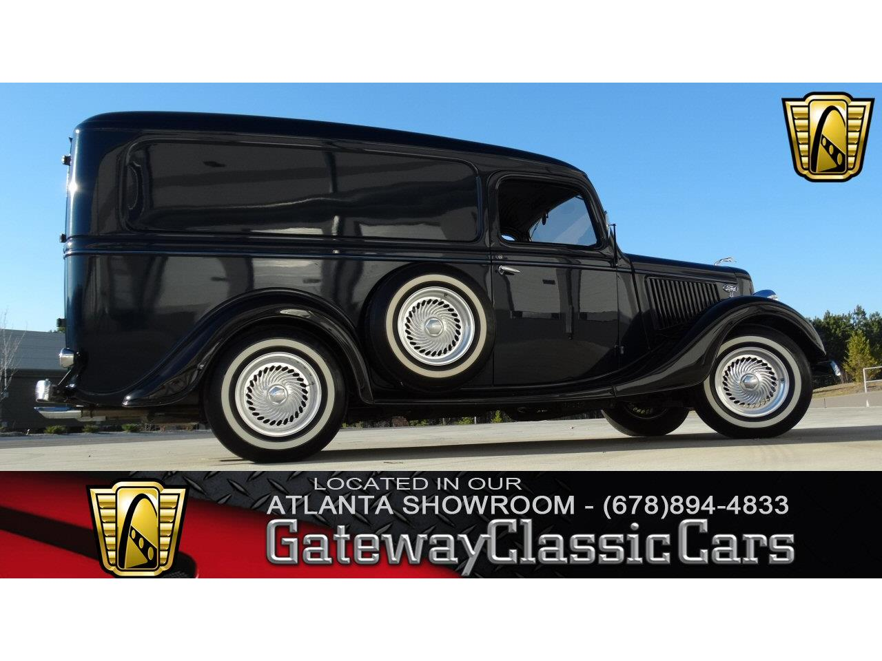 Large Picture of '36 Sedan - KF5P