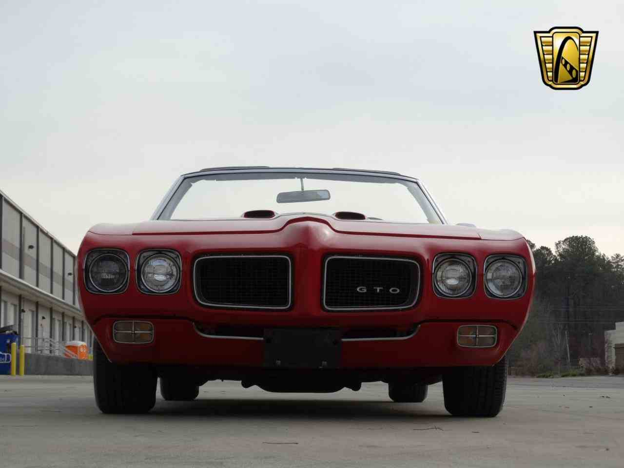 Large Picture of '70 GTO - KF5T
