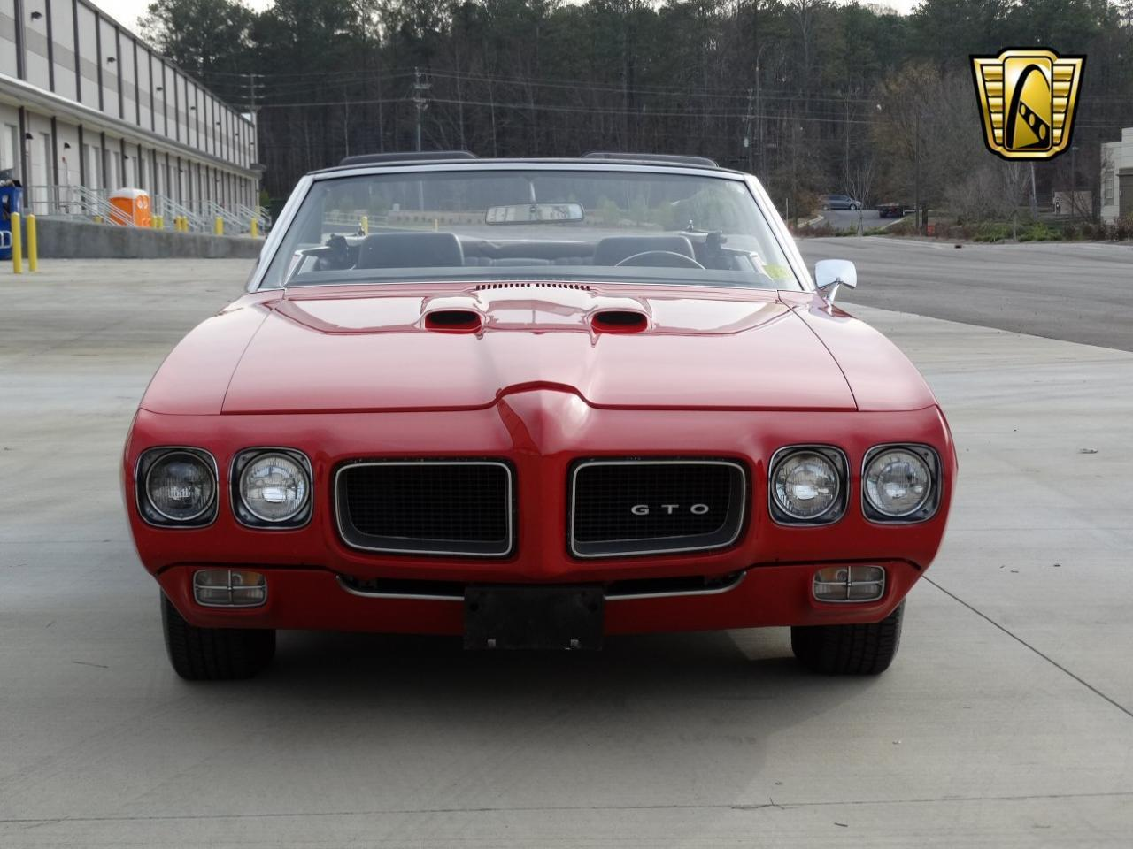 Large Picture of 1970 GTO - $71,000.00 Offered by Gateway Classic Cars - Atlanta - KF5T