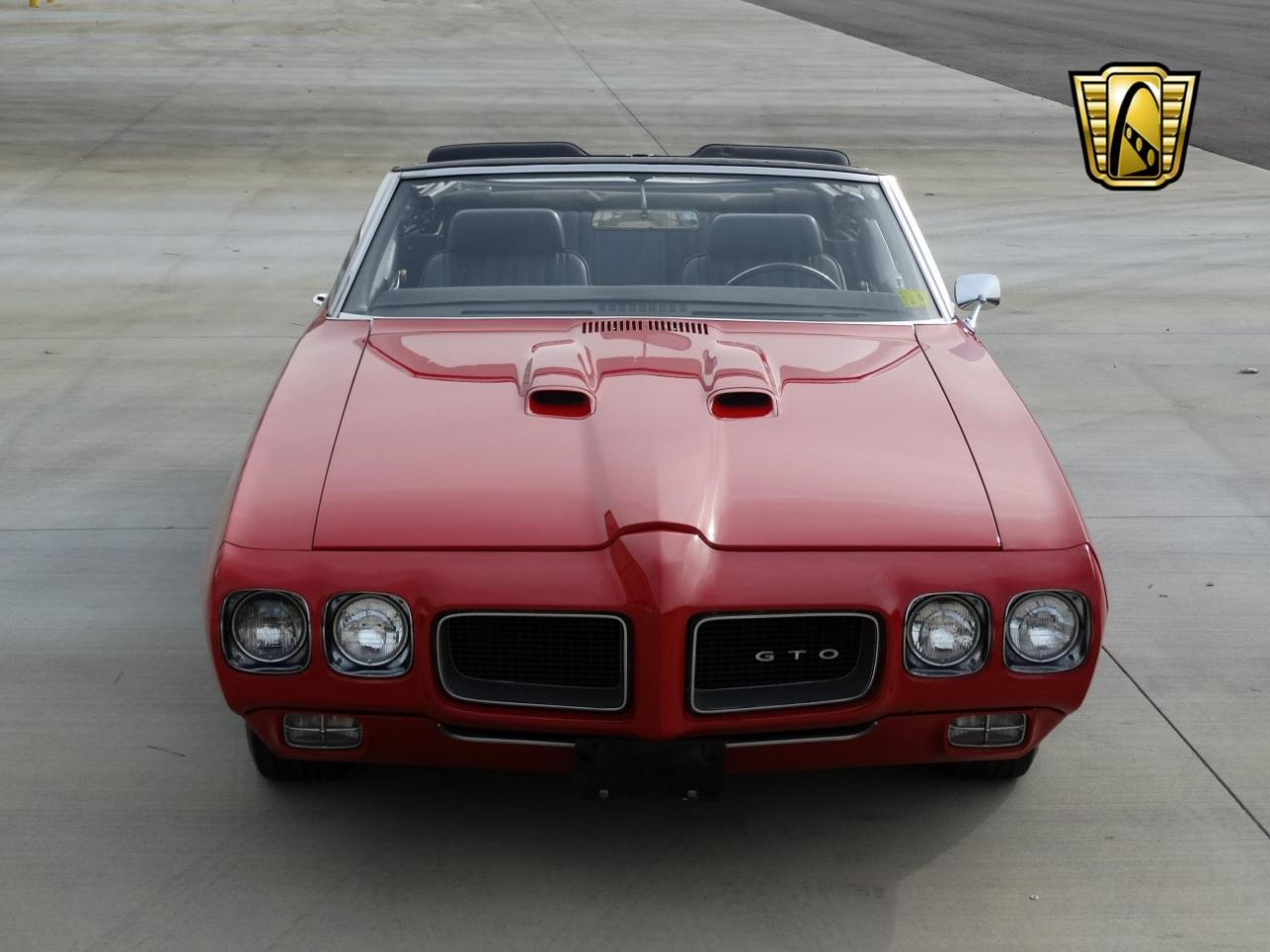 Large Picture of Classic '70 Pontiac GTO located in Georgia - $71,000.00 - KF5T