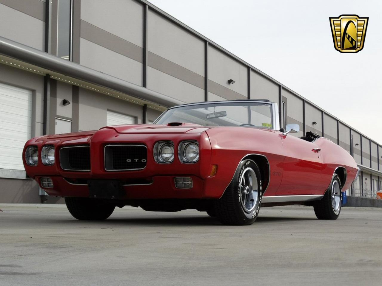 Large Picture of Classic '70 Pontiac GTO - $71,000.00 - KF5T