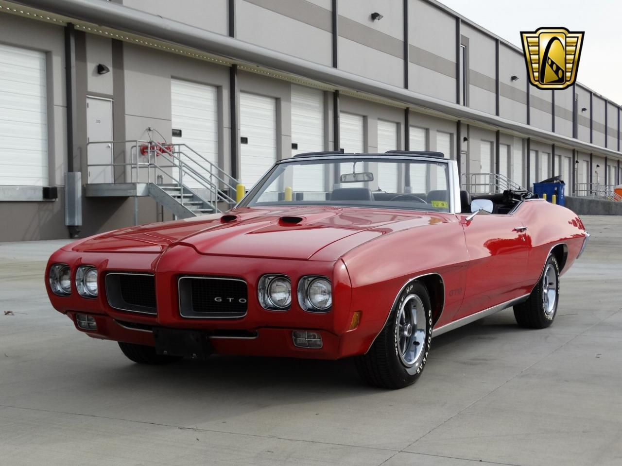 Large Picture of '70 Pontiac GTO located in Alpharetta Georgia Offered by Gateway Classic Cars - Atlanta - KF5T