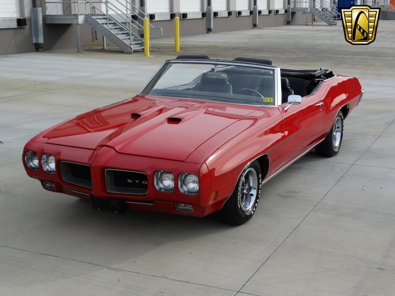 Large Picture of Classic '70 GTO - KF5T