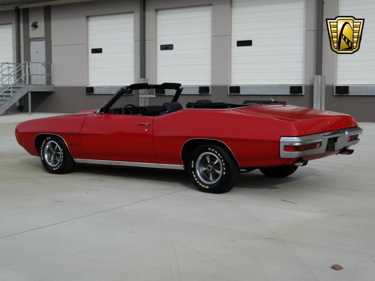 Large Picture of 1970 GTO located in Alpharetta Georgia - $71,000.00 Offered by Gateway Classic Cars - Atlanta - KF5T