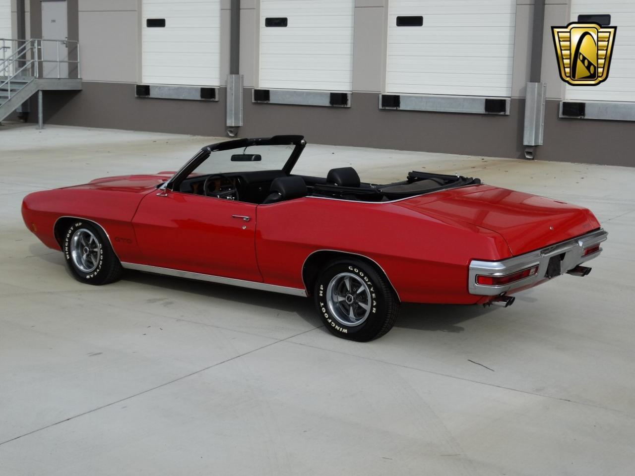 Large Picture of 1970 Pontiac GTO located in Georgia - $71,000.00 - KF5T