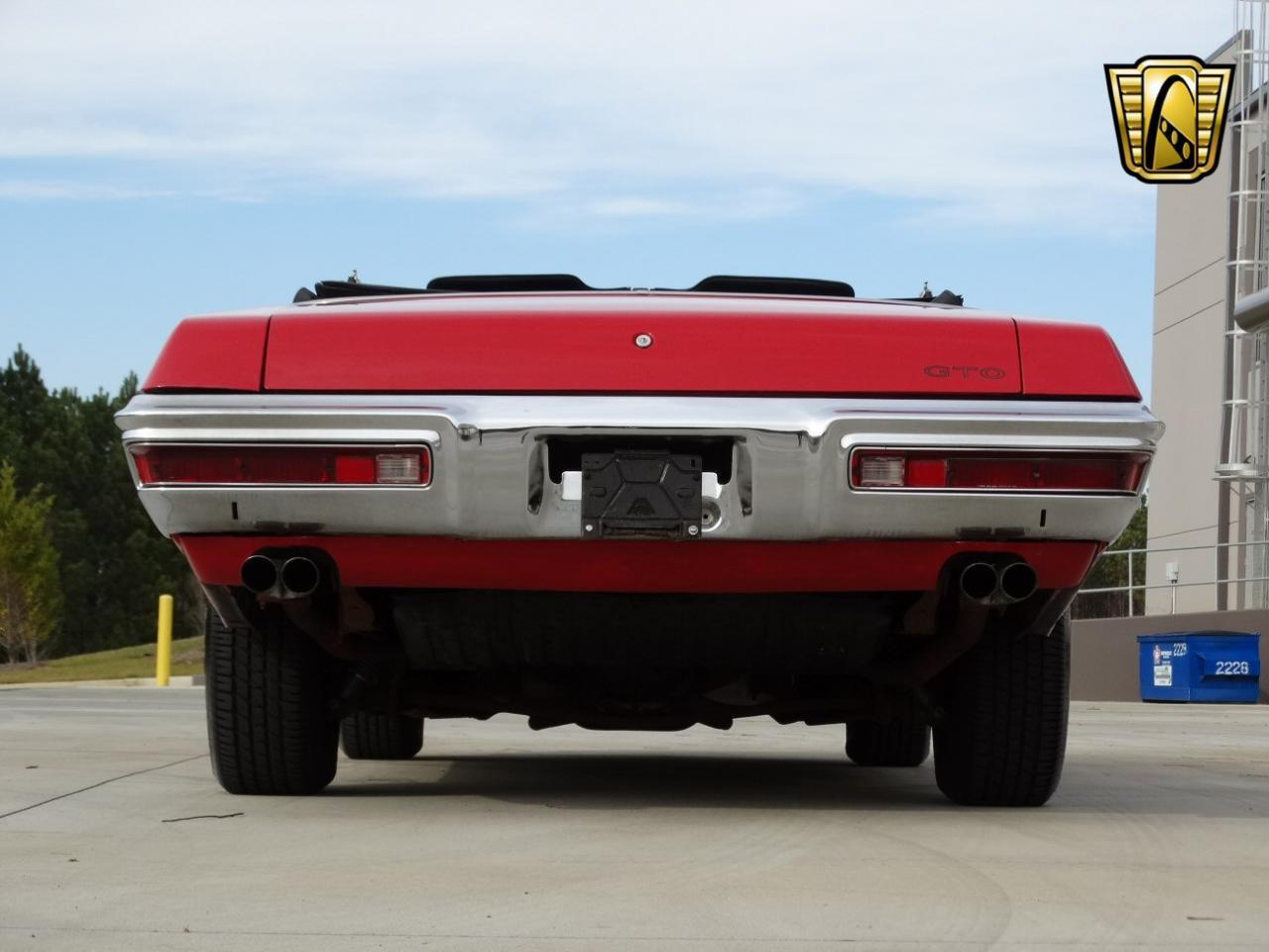 Large Picture of Classic '70 GTO - $71,000.00 Offered by Gateway Classic Cars - Atlanta - KF5T