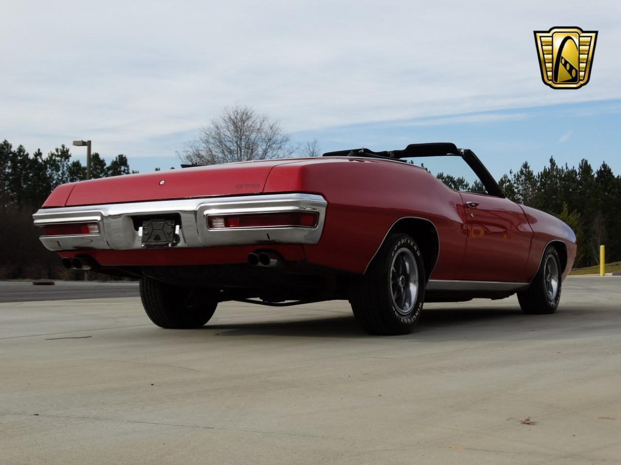 Large Picture of Classic 1970 Pontiac GTO located in Georgia Offered by Gateway Classic Cars - Atlanta - KF5T