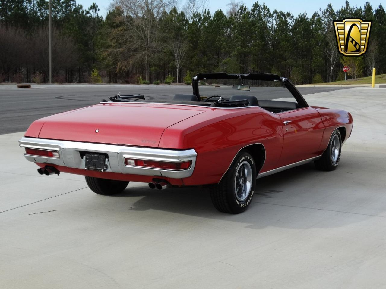 Large Picture of '70 Pontiac GTO located in Alpharetta Georgia - $71,000.00 Offered by Gateway Classic Cars - Atlanta - KF5T