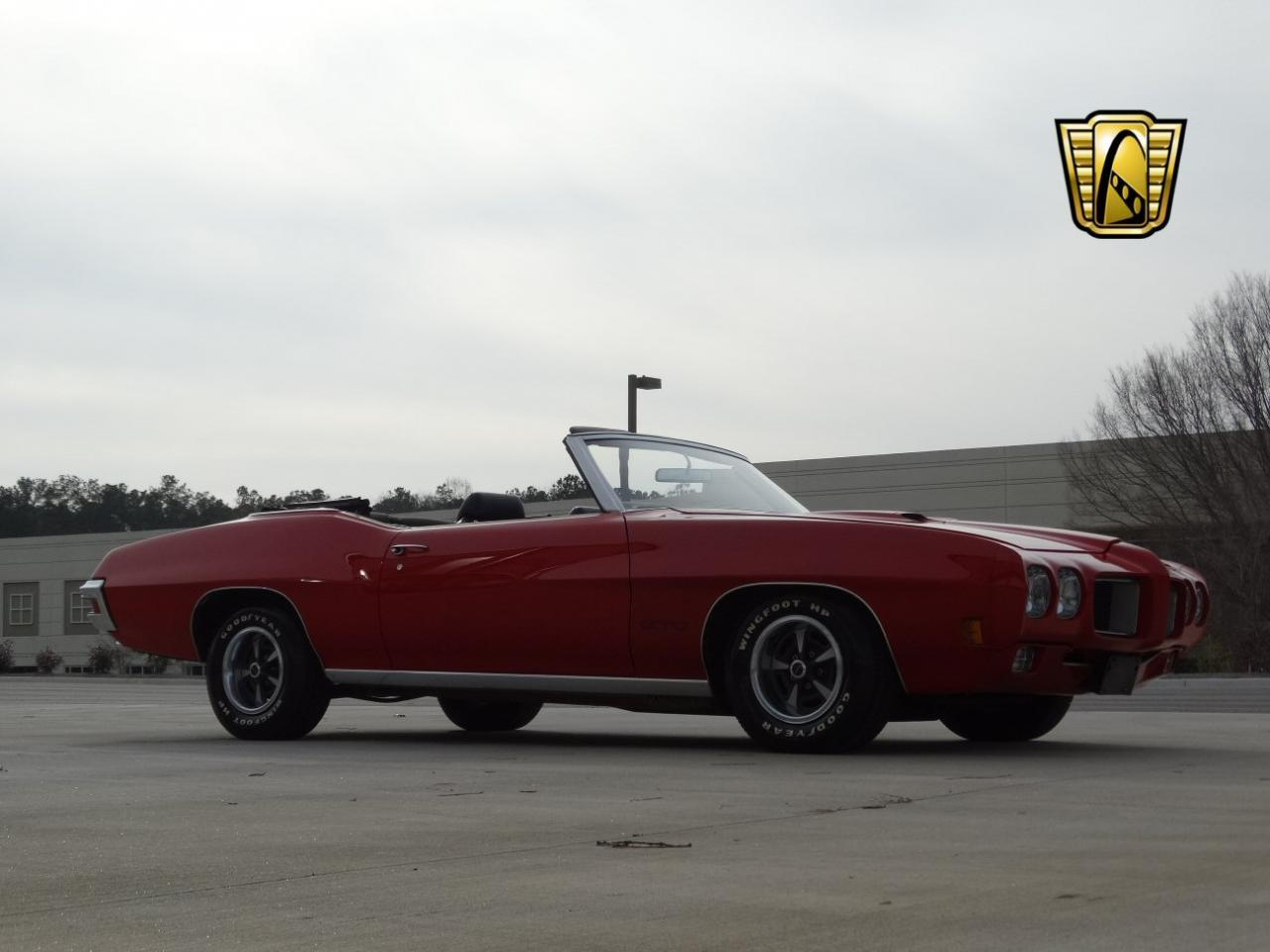 Large Picture of Classic '70 GTO located in Georgia Offered by Gateway Classic Cars - Atlanta - KF5T