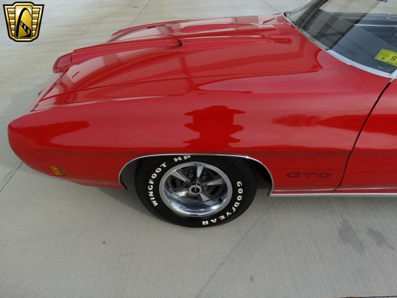 Large Picture of Classic 1970 GTO located in Alpharetta Georgia - $71,000.00 - KF5T