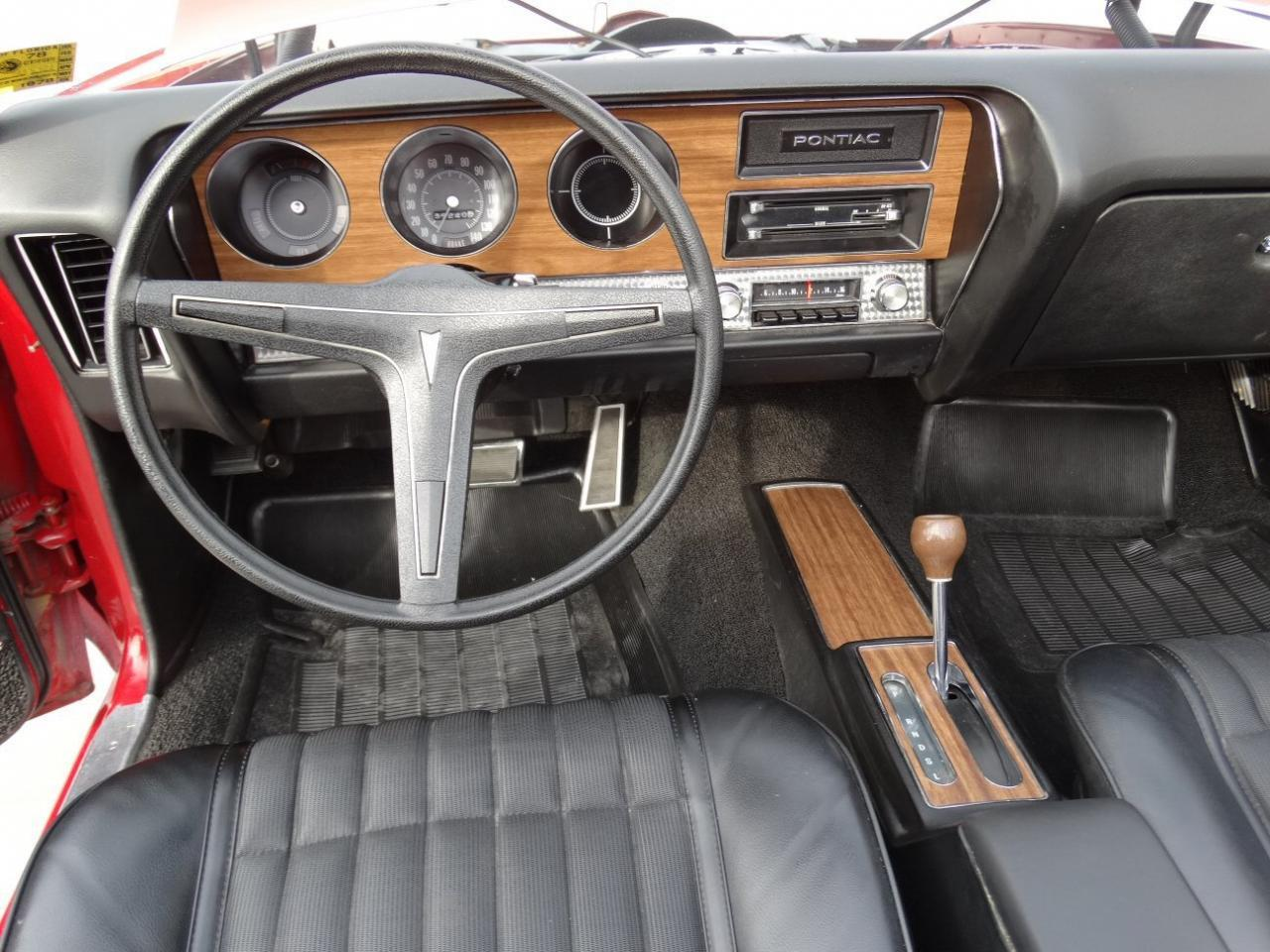 Large Picture of Classic 1970 Pontiac GTO - KF5T