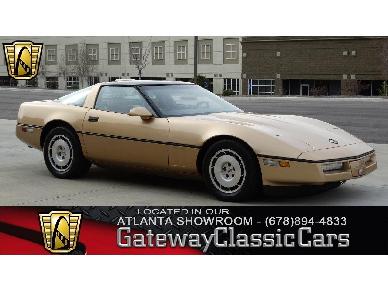 Large Picture of '86 Chevrolet Corvette located in Alpharetta Georgia - $11,595.00 - KF5W