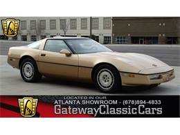Picture of '86 Corvette located in Georgia Offered by Gateway Classic Cars - Atlanta - KF5W