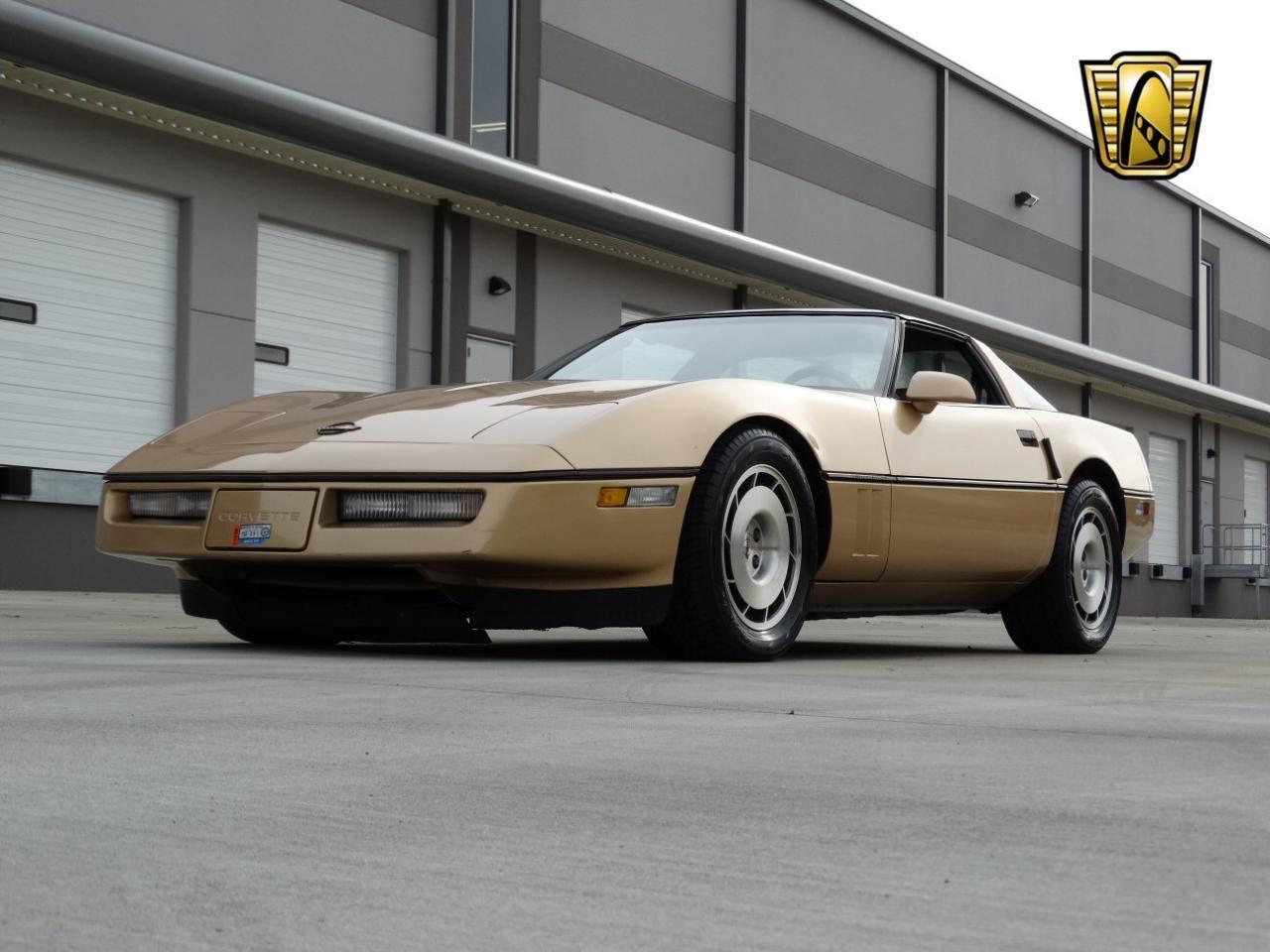 Large Picture of '86 Chevrolet Corvette located in Georgia - KF5W