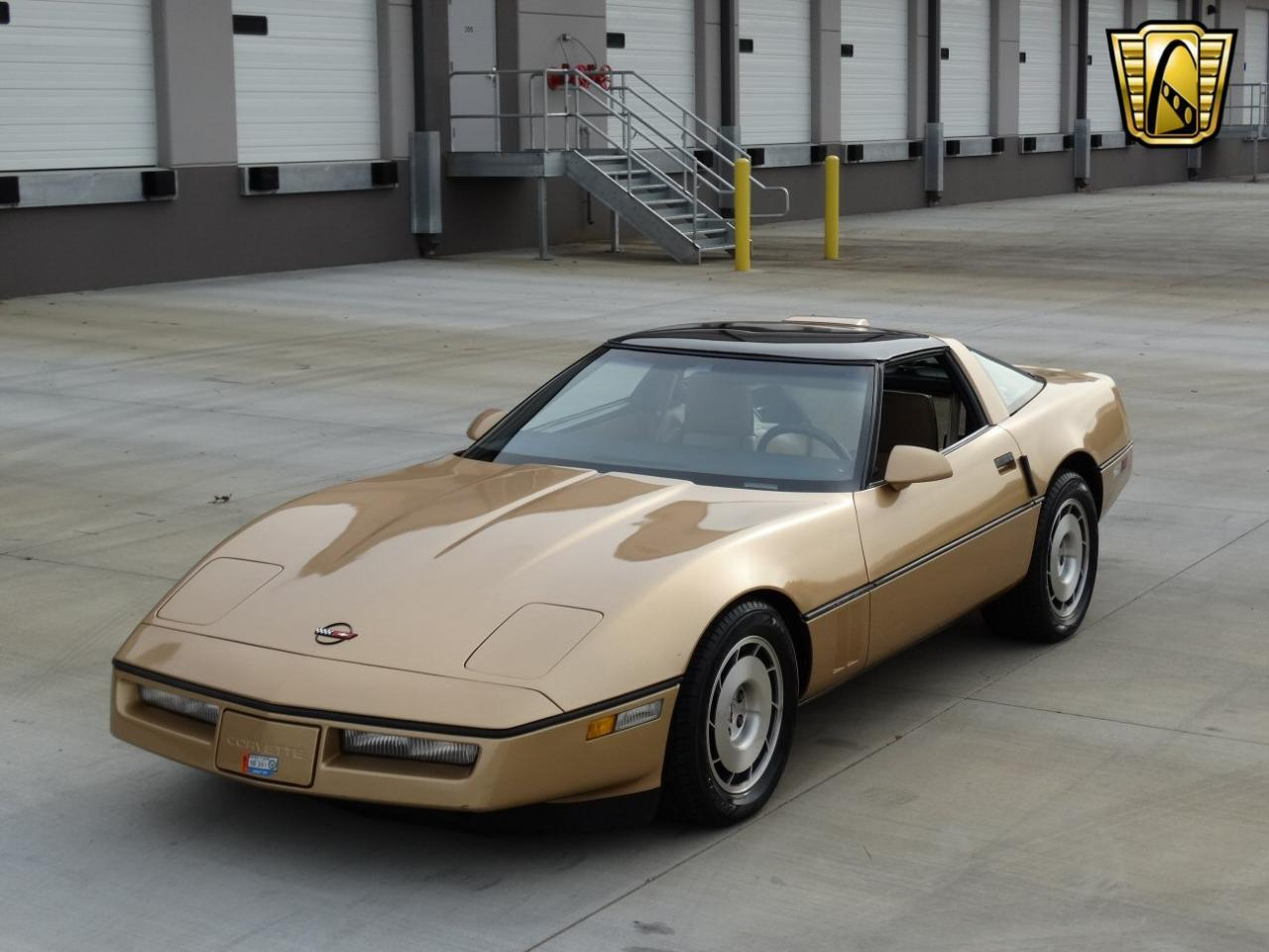 Large Picture of 1986 Chevrolet Corvette located in Alpharetta Georgia Offered by Gateway Classic Cars - Atlanta - KF5W