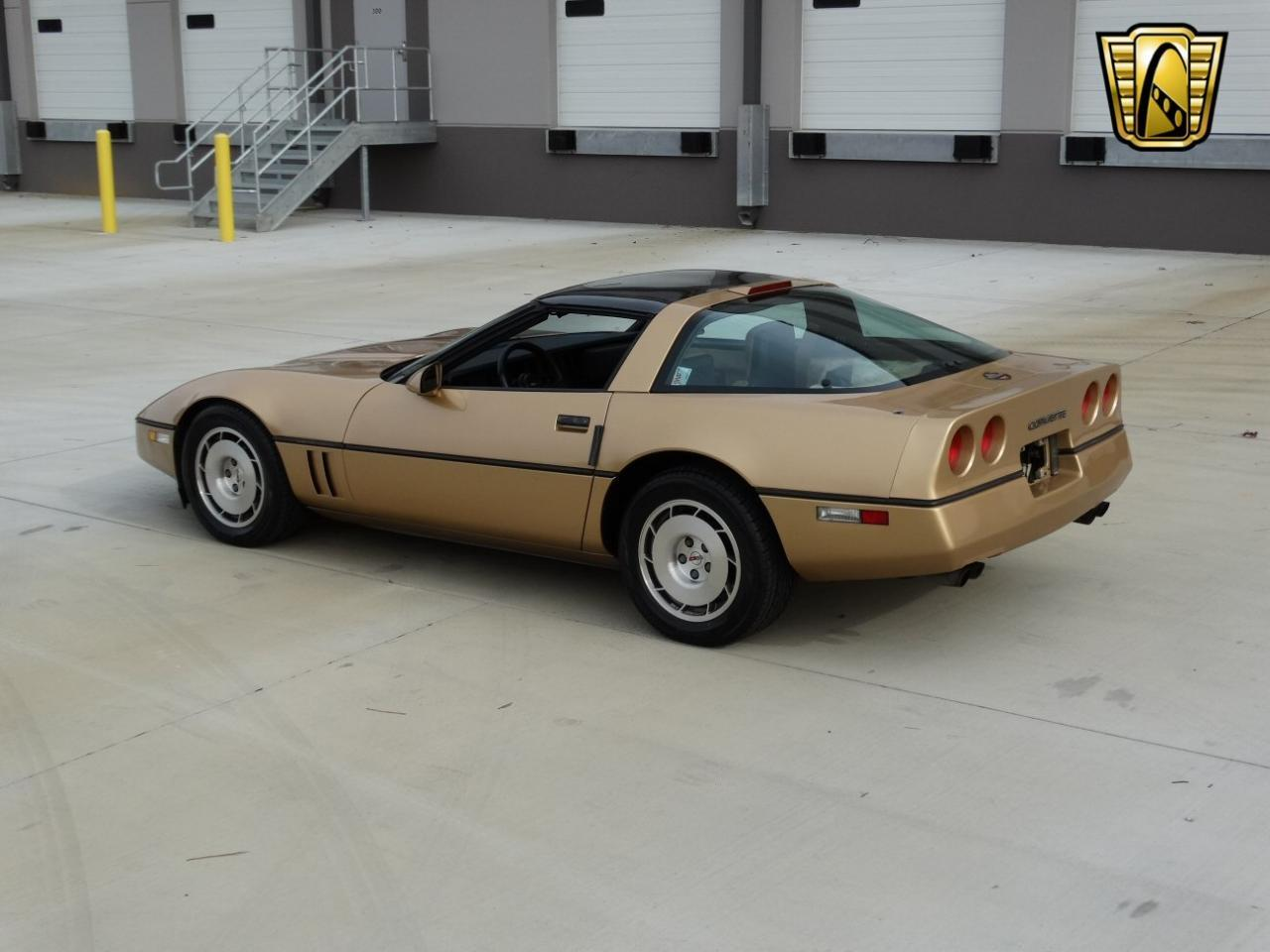 Large Picture of 1986 Chevrolet Corvette located in Georgia Offered by Gateway Classic Cars - Atlanta - KF5W