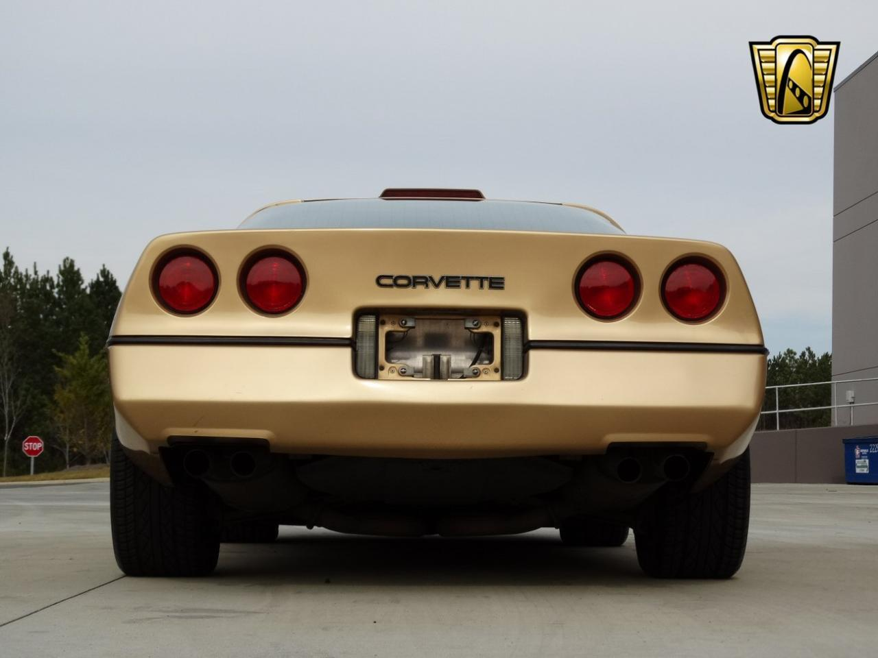 Large Picture of 1986 Corvette located in Georgia - $11,595.00 Offered by Gateway Classic Cars - Atlanta - KF5W