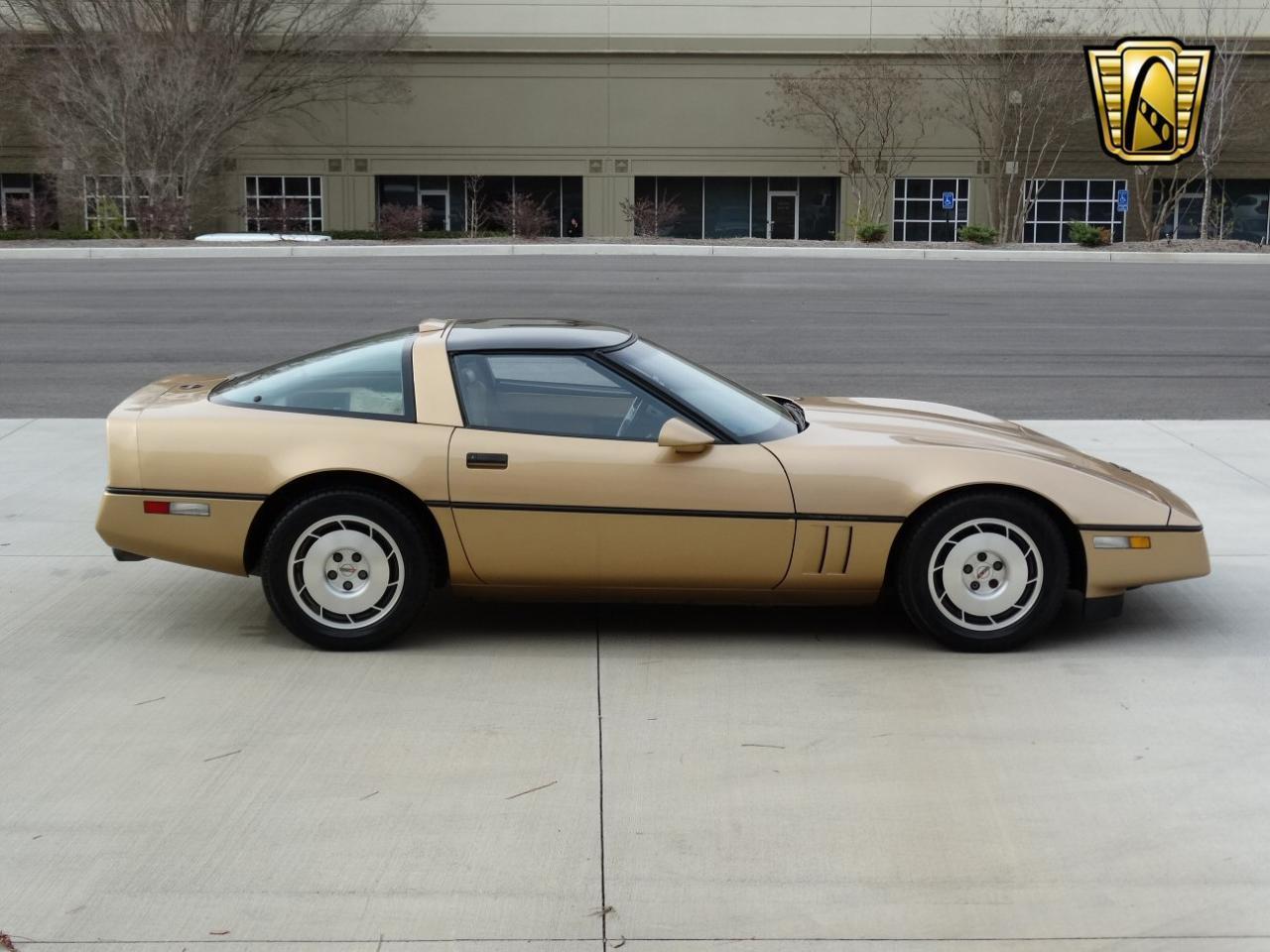 Large Picture of 1986 Corvette located in Alpharetta Georgia - $11,595.00 Offered by Gateway Classic Cars - Atlanta - KF5W