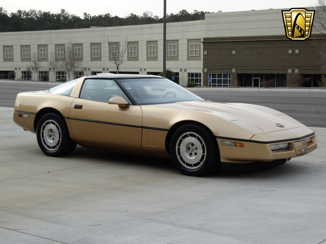 Large Picture of '86 Chevrolet Corvette located in Alpharetta Georgia Offered by Gateway Classic Cars - Atlanta - KF5W