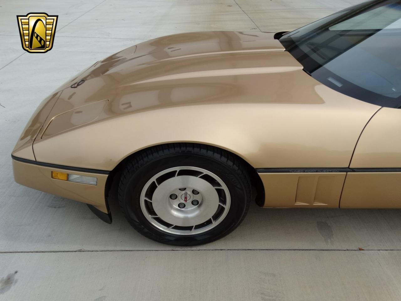 Large Picture of 1986 Chevrolet Corvette - $11,595.00 Offered by Gateway Classic Cars - Atlanta - KF5W