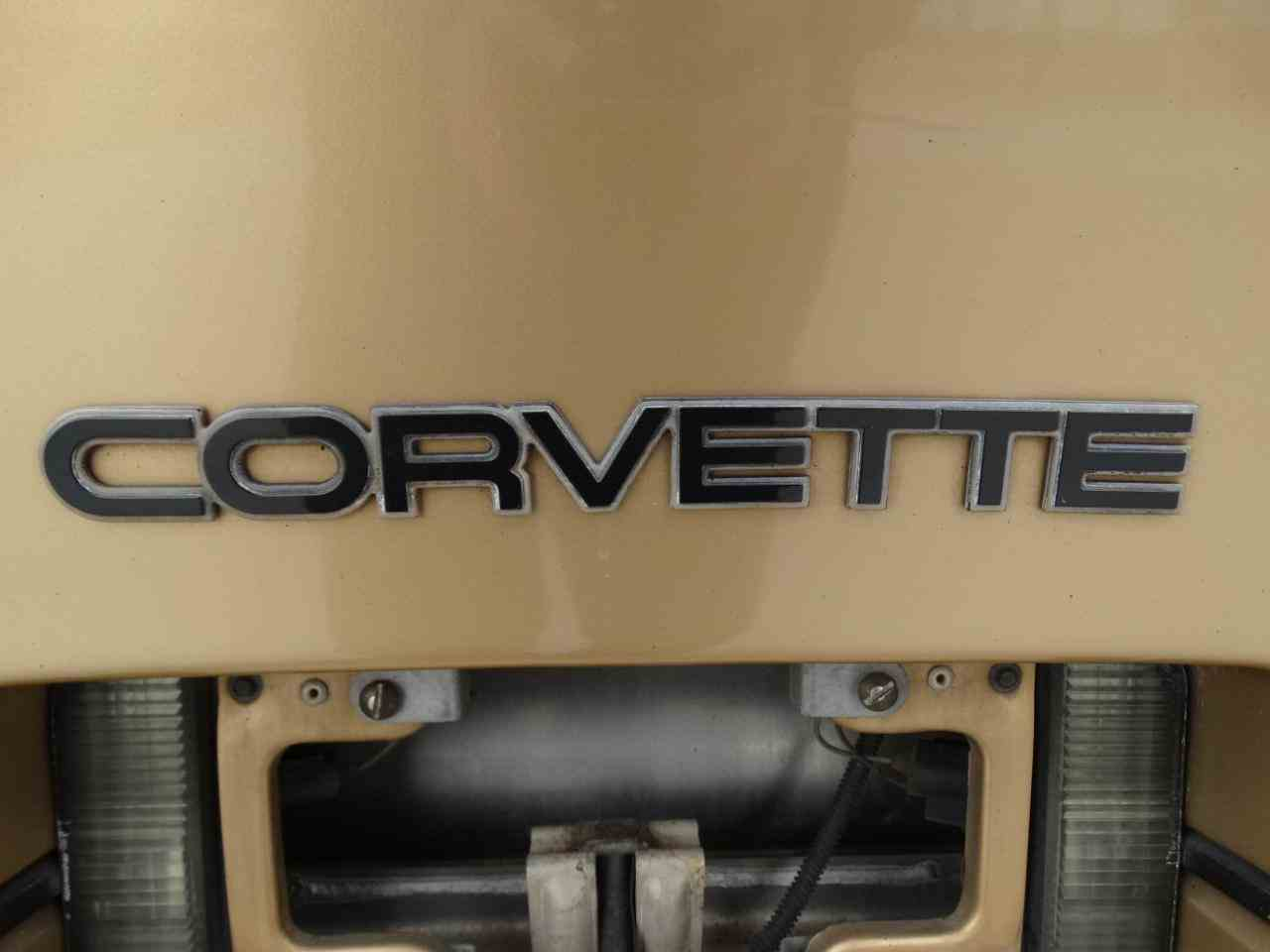 Large Picture of '86 Corvette - KF5W