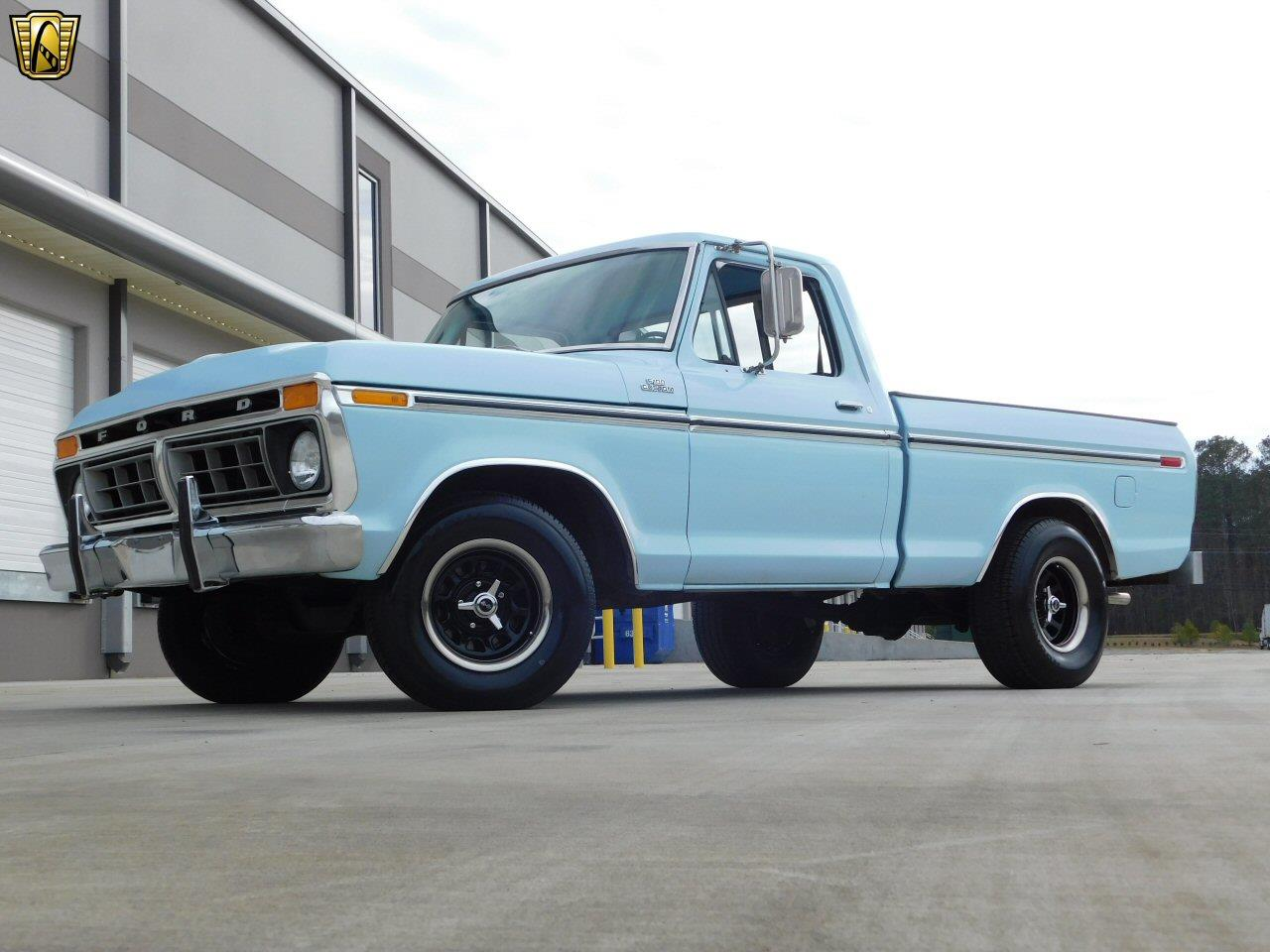 Large Picture of '77 F100 - KF68