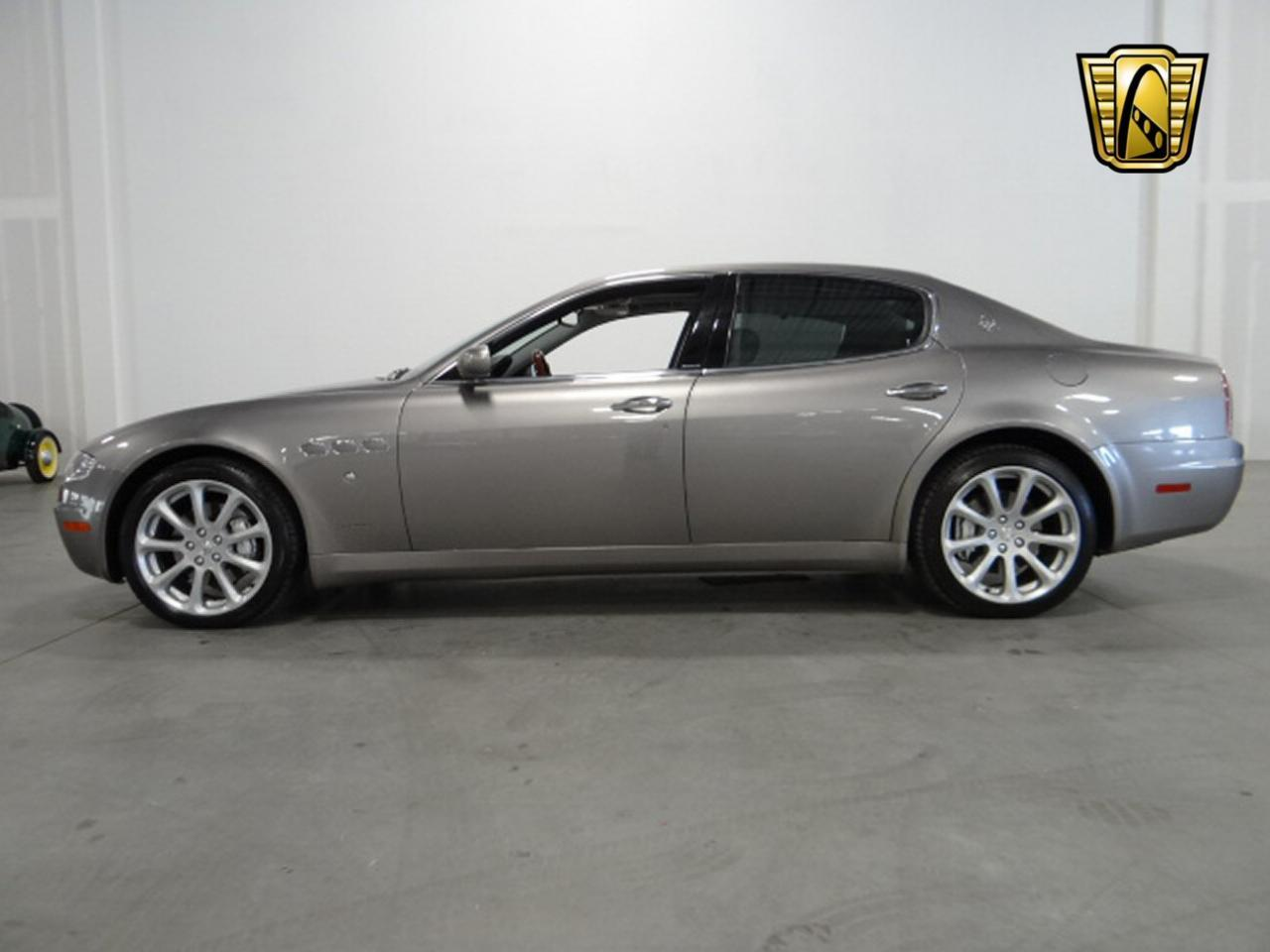 Large Picture of '07 Maserati Quattroporte located in Georgia Offered by Gateway Classic Cars - Atlanta - KF6R