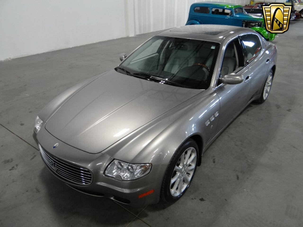 Large Picture of 2007 Quattroporte - KF6R